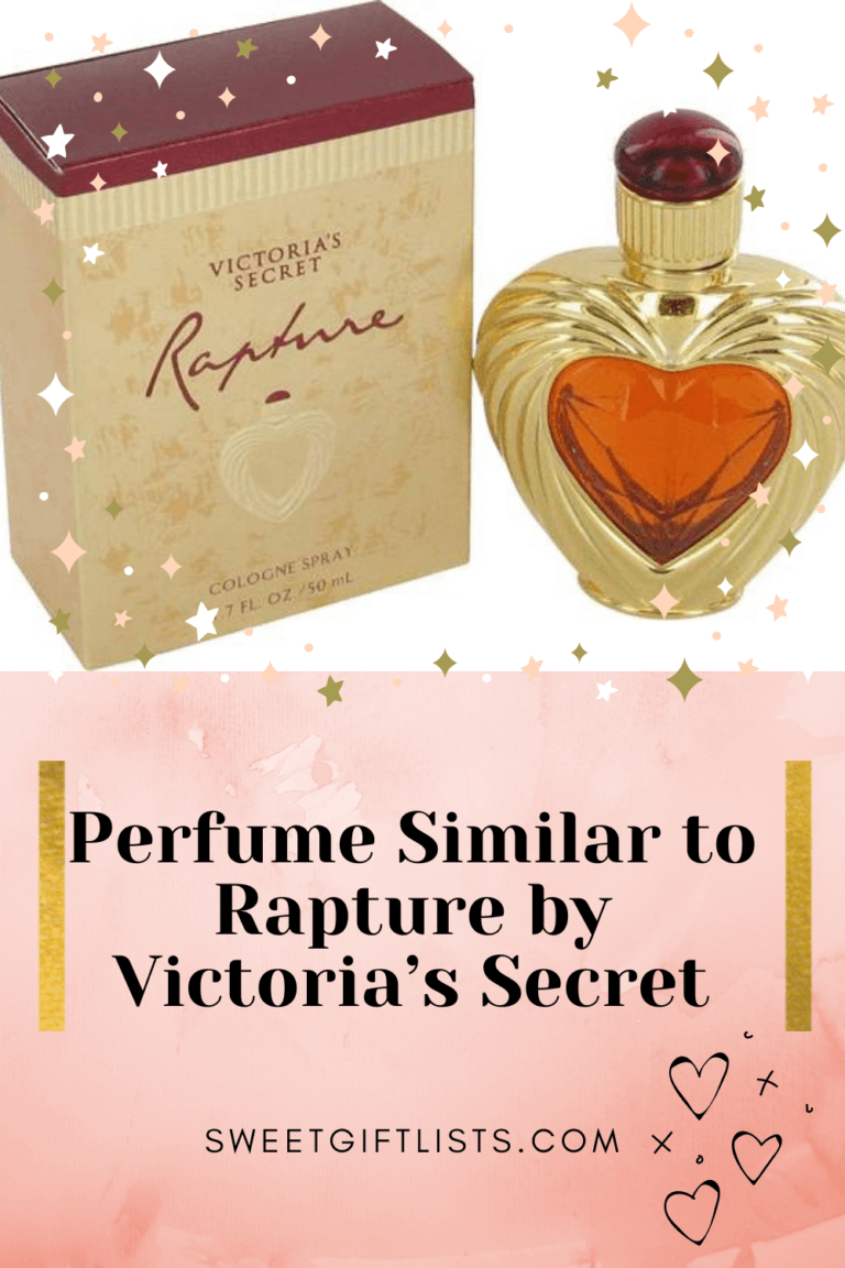 Perfume Similar to Rapture by Victoria's Secret