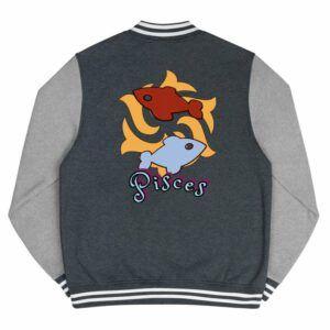 Pisces Letterman Jacket