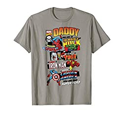 Marvel Avengers Father's Day You Are Our Super Hero