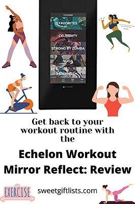Echelon Workout Mirror