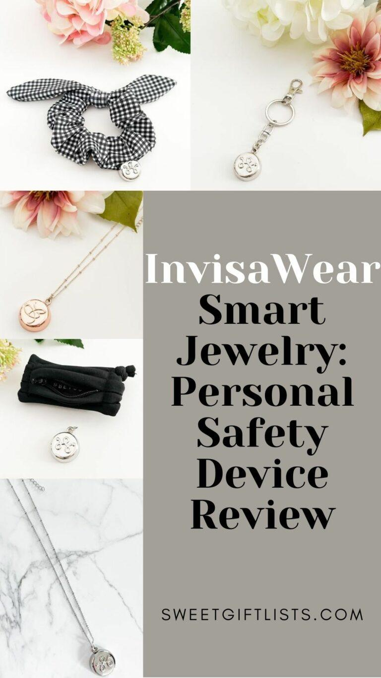 InvisaWear Smart Jewelry: Safety Device Review