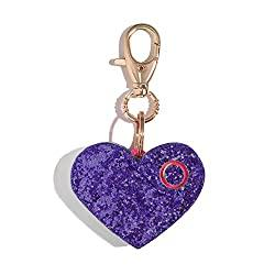 BLINGSTING Personal Safety Alarm for Women Purple