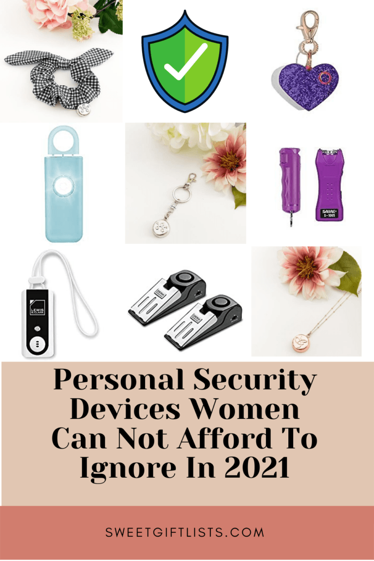 Personal Security Devices Women Can Not Afford To Ignore In 2021